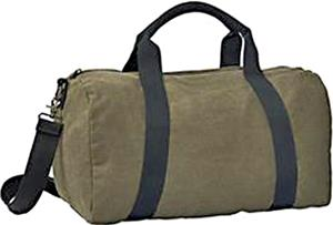 District Weekender Canvas Duffel Bag