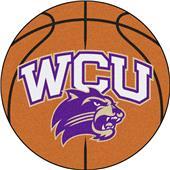 Fan Mats Western Carolina Univ. Basketball Mat