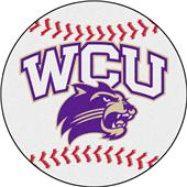 Fan Mats Western Carolina University Baseball Mat