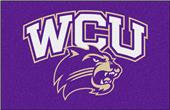Fan Mats Western Carolina University Starter Mat