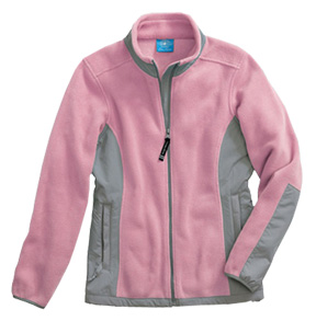 Charles River Women Evolux Jacket-Cancer Awareness
