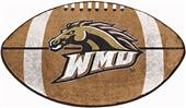Fan Mats Western Michigan University Football Mat