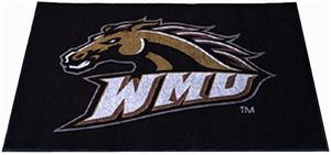 Fan Mats Western Michigan University All-Star Mat