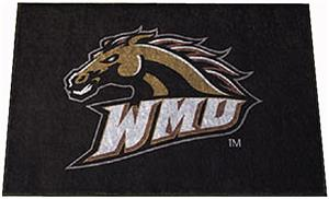 Fan Mats Western Michigan University Starter Mat