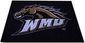 Fan Mats Western Michigan University Tailgater Mat