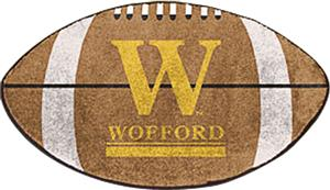 Fan Mats Wofford College Football Mat