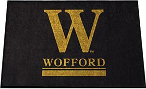 Fan Mats Wofford College Starter Mat