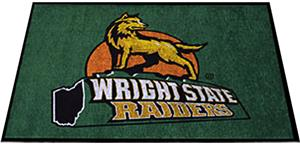 Fan Mats Wright State University All-Star Mat