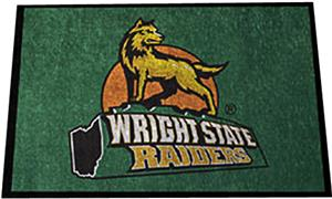Fan Mats Wright State University Starter Mat