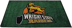Fan Mats Wright State University Ulti-Mats