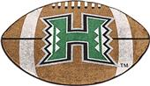 Fan Mats University of Hawaii Football Mat