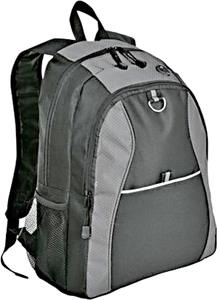 Port & Company Contrast Honeycomb Backpack