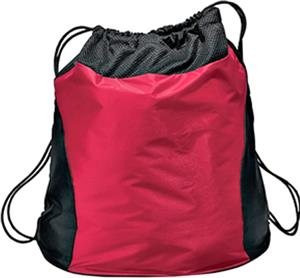Port Authority Two-Tone Cinch Pack Bags