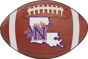 Fan Mats Northwestern State Univ. Football Mat