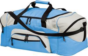 Port & Company Colorblock Sport Duffel Bags