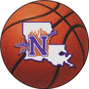 Fan Mats Northwestern State Univ. Basketball Mat