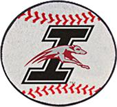 Fan Mats University of Indianapolis Baseball Mat