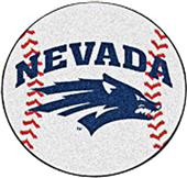 Fan Mats University of Nevada Baseball Mat