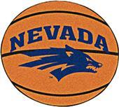 Fan Mats University of Nevada Basketball Mat