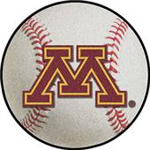 Fan Mats University of Minnesota Baseball Mat