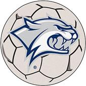 Fan Mats NCAA New Hampshire Soccer Ball Mat