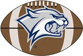 Fan Mats University of New Hampshire Football Mat