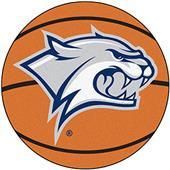 Fan Mats NCAA New Hampshire Basketball Mat