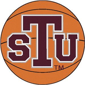 Fan Mats Texas Southern University Basketball Mat