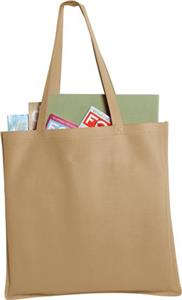Port & Company Polypropylene Tote Bag