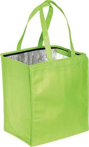 Port Company Insulated Polypropylene Grocery Tote