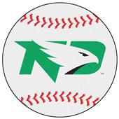 Fan Mats University of North Dakota Baseball Mat