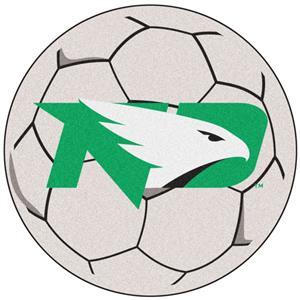 Fan Mats Univ. of North Dakota Soccer Ball Mat