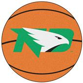 Fan Mats University of North Dakota Basketball Mat