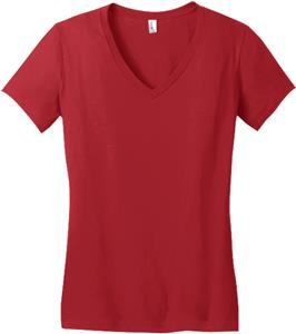 District Juniors Very Important V-Neck Tee Shirts