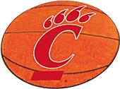 Fan Mats University of Cincinnati Basketball Mat