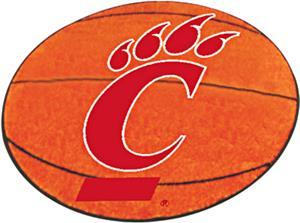 Fan Mats University of Cincinnati Basketball Mat