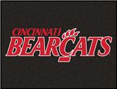 Fan Mats University of Cincinnati All-Star Mat