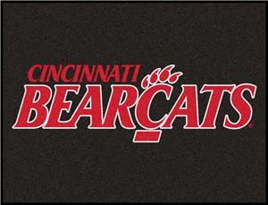 Fan Mats University of Cincinnati All-Star Mat