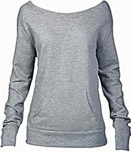 Boxercraft Womens/Girls Flashback Crew Sweatshirts