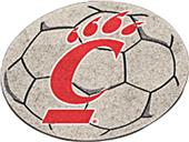 Fan Mats University of Cincinnati Soccer Ball Mat
