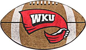 Fan Mats Western Kentucky University Football Mat