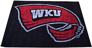 Fan Mats Western Kentucky University Tailgater Mat