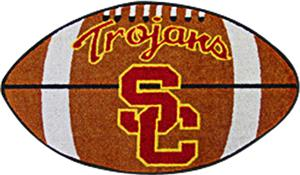 Fan Mats Univ. of Southern California Football Mat