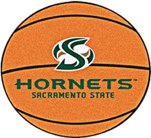 Fan Mats Cal State-Sacramento Basketball Mat