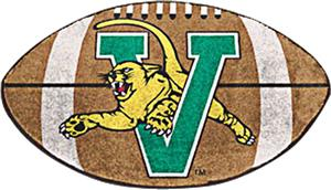 Fan Mats University of Vermont Football Mat