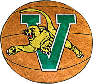 Fan Mats University of Vermont Basketball Mat