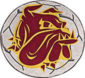 Fan Mats Univ. of Minnesota-Duluth Soccer Ball Mat
