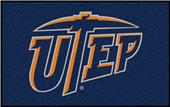 Fan Mats University of Texas-El Paso Ulti-Mats