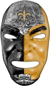 Franklin Sports NFL New Orleans Saints Fan Face