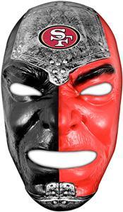 Franklin Sports NFL San Francisco 49ers Fan Face